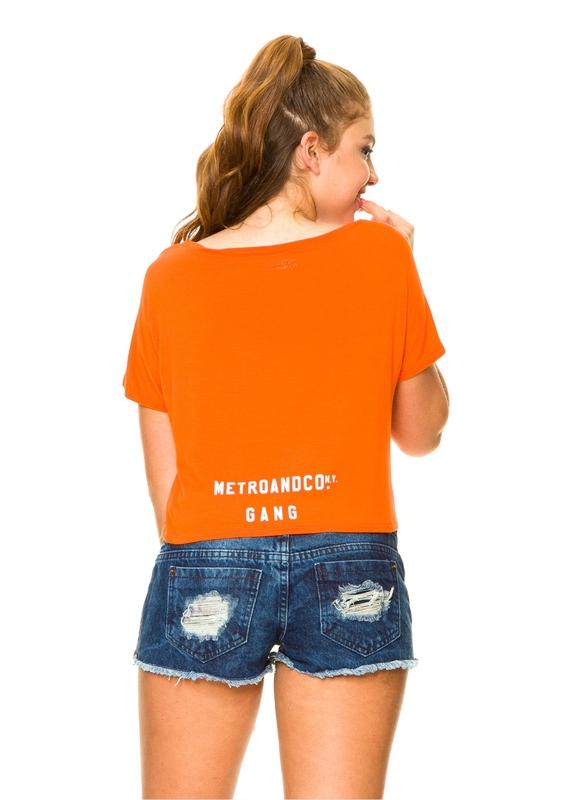 Camiseta Co. N.Y.  - Metro & Co.