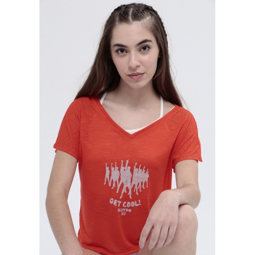 Camiseta Get Cool  - Metro & Co.
