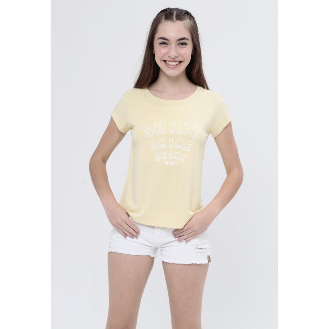 Camiseta Shine  - Metro & Co.