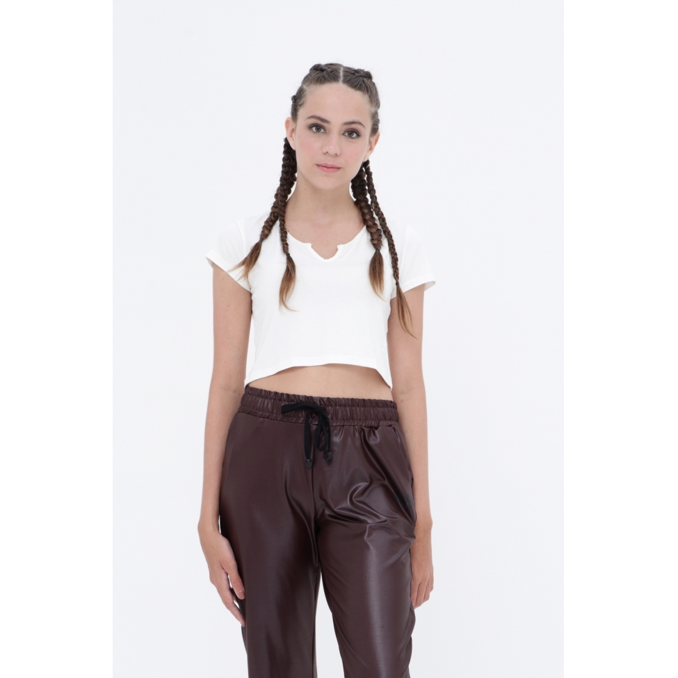Cropped Paloma - Metro & Co.