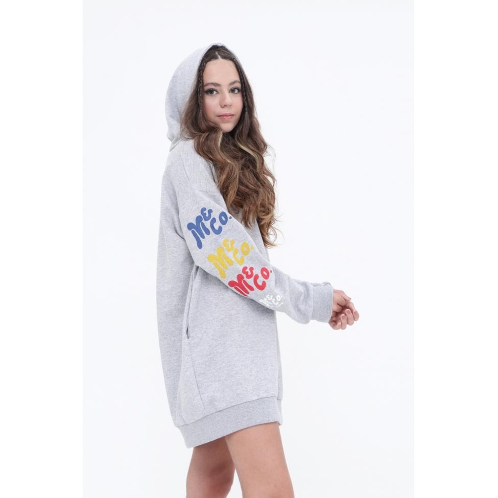 Hoodie MCo Sleeve  - Metro & Co.