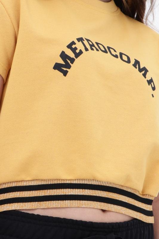 Moletom Punho MetroComp  - Metro & Co.