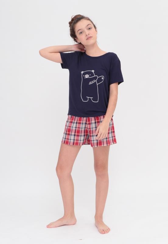 Pijama Dancing Teddy  - Metro & Co.