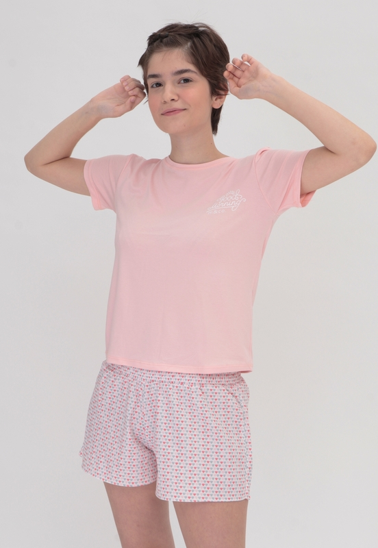 Pijama Good Morning Love  - Metro & Co.
