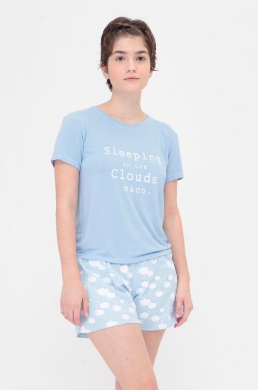 Pijama Sleeping in the Clouds  - Metro & Co.