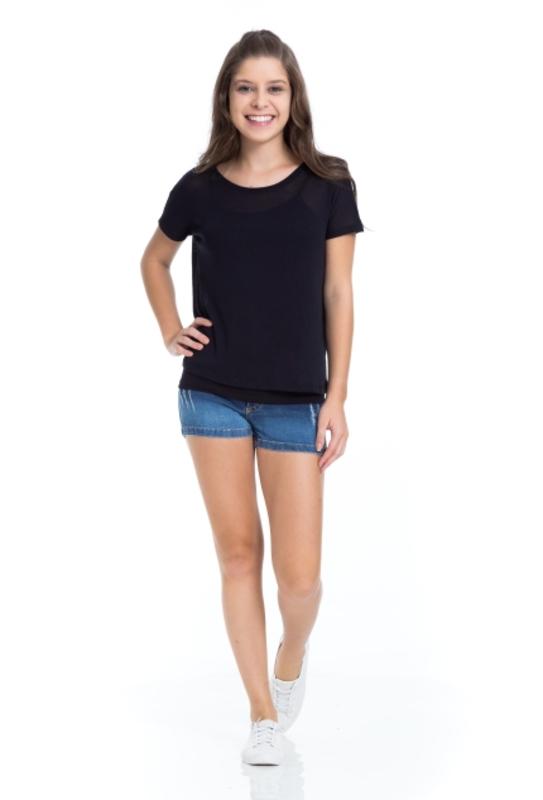Short Becky Jeans  - Metro & Co.