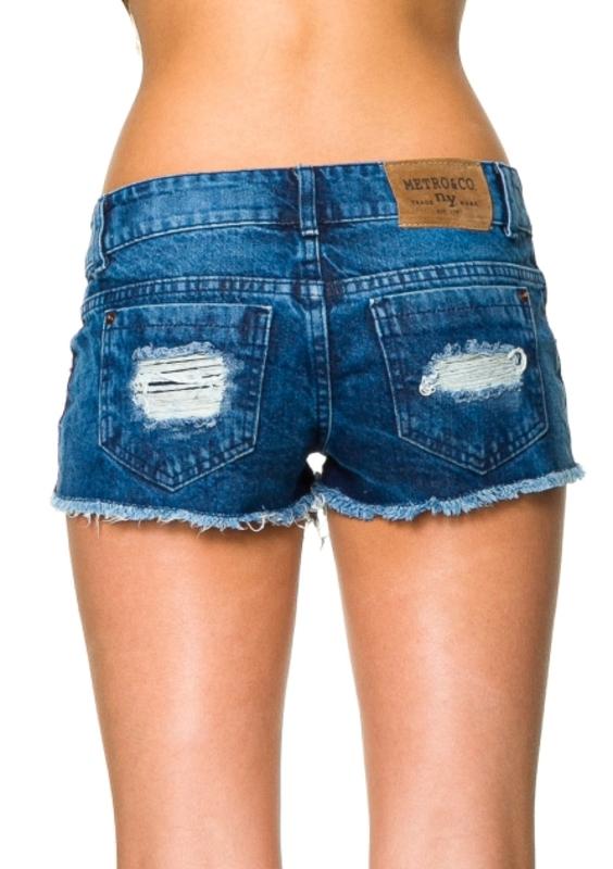 Short Jeans Camila  - Metro & Co.