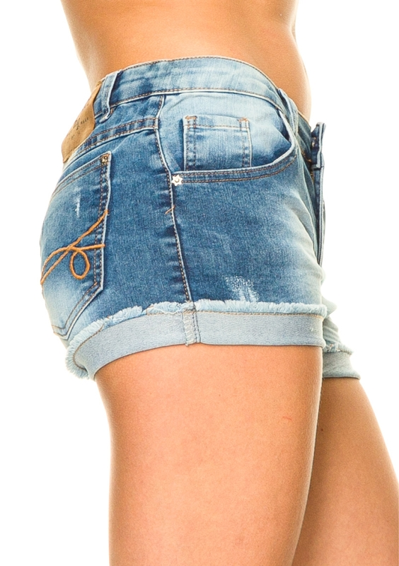Short Jeans Evellyn  - Metro & Co.