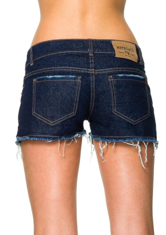 Short Jeans Zoe  - Metro & Co.