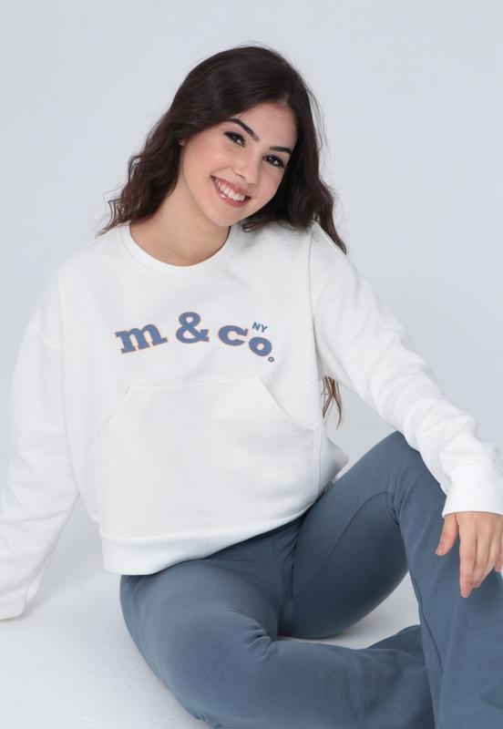 Sweat Moletom MCo  - Metro & Co.