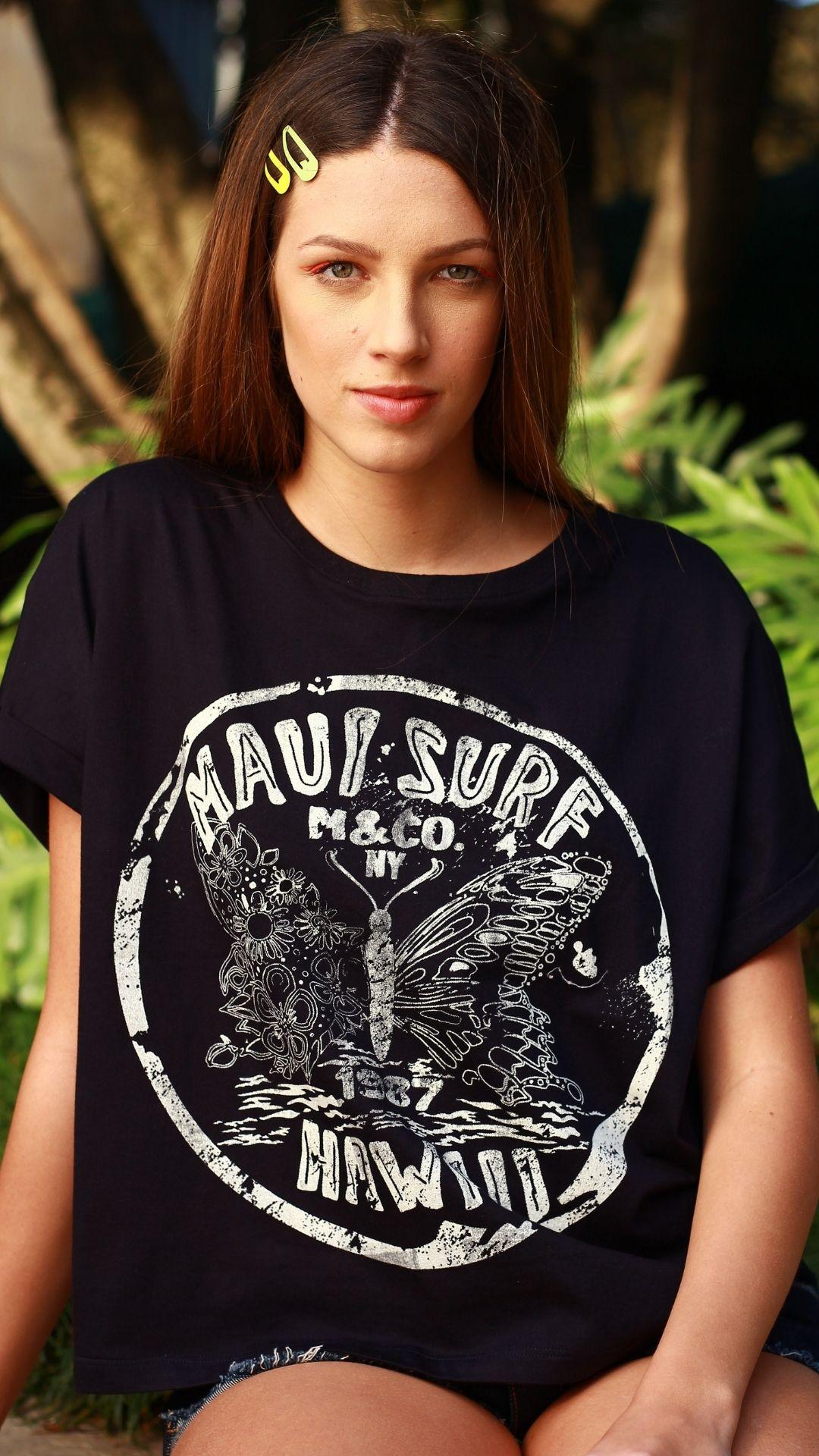 T-Shirt Maui Surf  - Metro & Co.