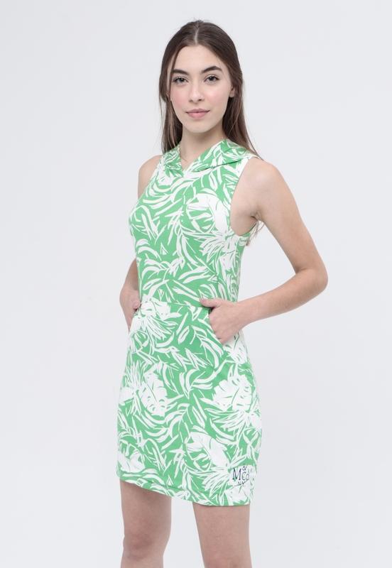 Vestido Amabely Capuz  - Metro & Co.