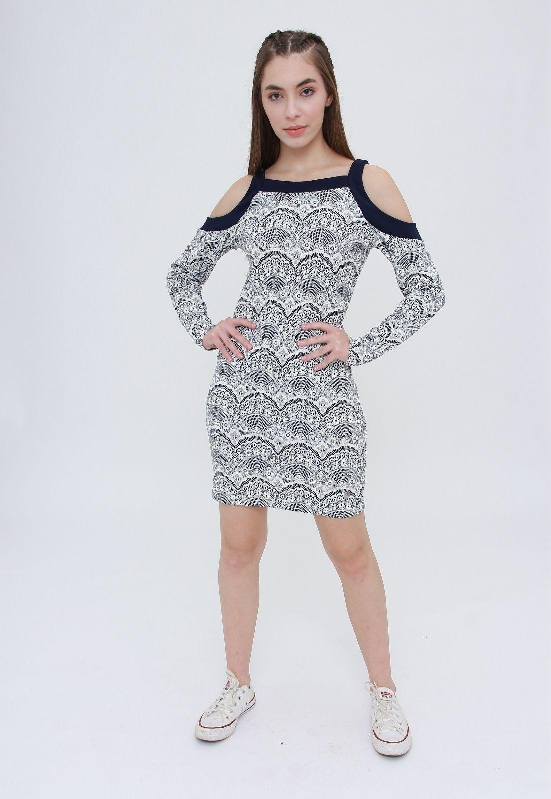 Vestido Felicia  - Metro & Co.