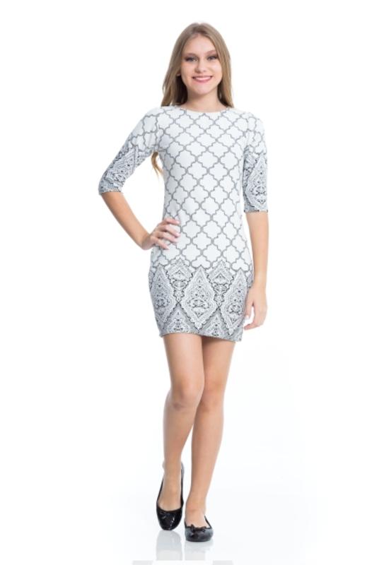 Vestido  Lizbeth  - Metro & Co.