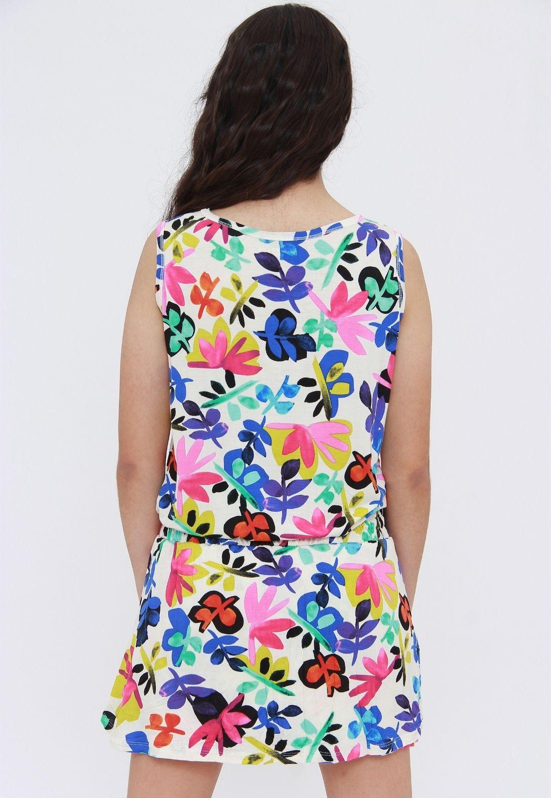 Vestido Milah Floral  - Metro & Co.