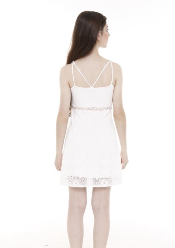 Vestido Strappy Laise  - Metro & Co.