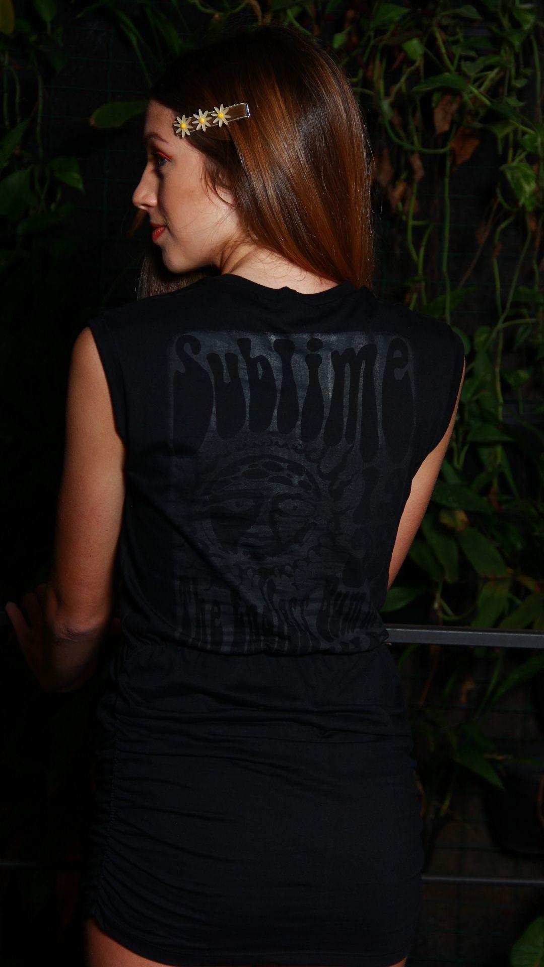 Vestido Tee Sublime  - Metro & Co.