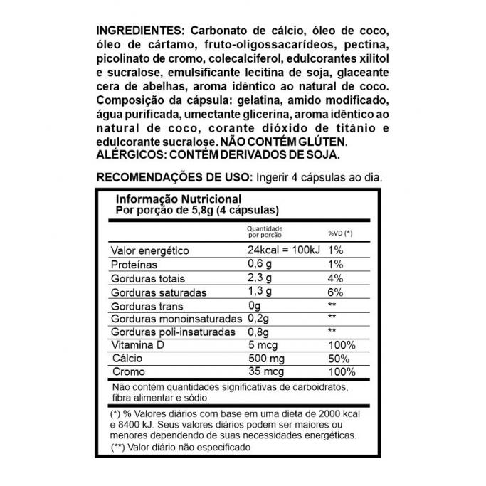Hynib (inibidor de apetite) 60 cápsulas