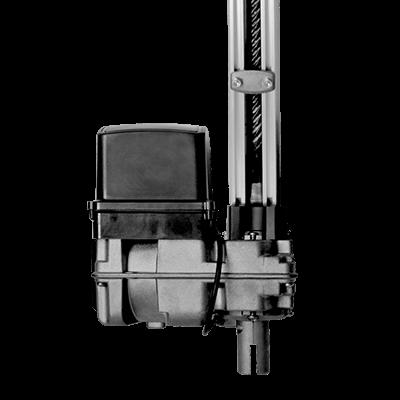 Motor Portão Eletrônico Basculante Ppa Jet Flex 1/4 2,5s