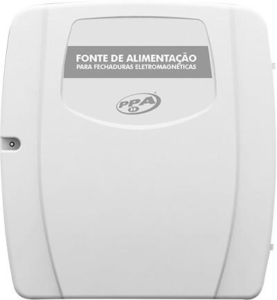 FONTE DE ALIMENTAÇÃO PARA FECHADURA ELETROMAGNÉTICA
