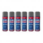 6 Limpa Contato Eletrônico Spray Car Contato Car80 300ml
