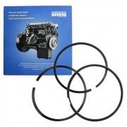 Anéis Pistão Std MWM 4.12tce / 6.12tce Volvo