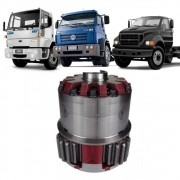 Caixa Satélite Diferencial Rockwell 230 FORD/VW/GM Comp.
