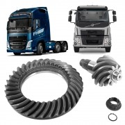 Coroa Pinhão Volvo FH400 480 520 540 VM 10X34 MR150/MS15