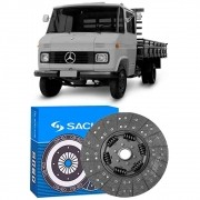 Disco Embreagem MB 608d 608e 708e 250mm Sachs 5408