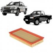 Filtro Ar S10 e Blazer 2.2 e 4.3 V6 95/2006