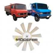 Hélice motor MB 608D/708D/709/710/812 OM314/364A 10 Pás