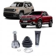 Junta Homocinética Fixa Toro Jeep Renegade 4x2/4x4 Aut 17/19
