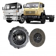 Kit Embreagem Cargo 1621/1421 13170/13180/15170/15180 365mm