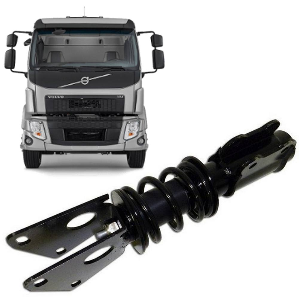 Amortecedor Cabine Volvo VM Todos Traseiro BINS