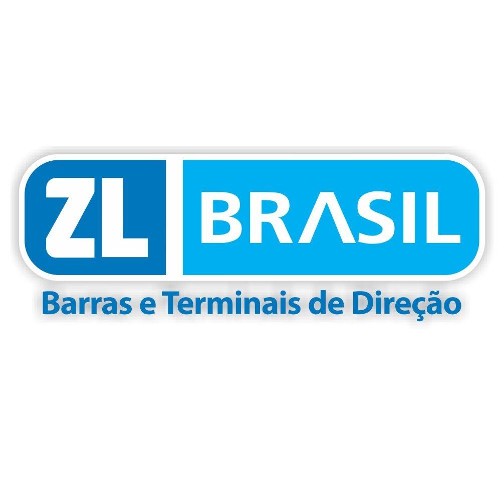Barra Direção Axor 2035 2040 2044 2644 Actros Curta 895mm