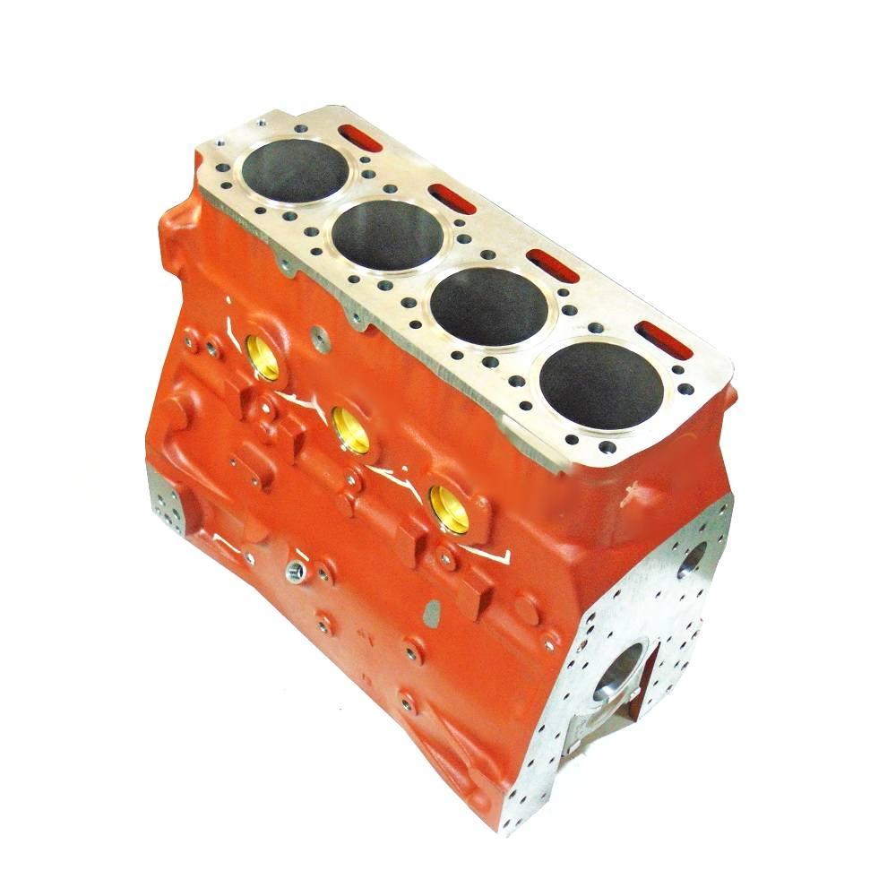 Bloco Motor F1000 F4000 6.80 6.90 790 MWM 229 4C Aspirado