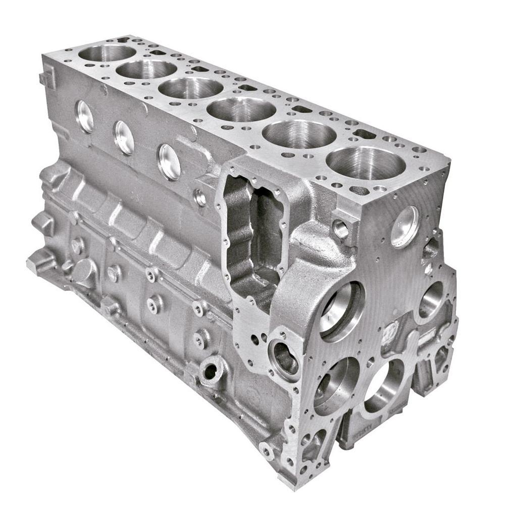 Bloco Motor VW/ Cummins Série B 6C 5.9 AUTOLINEA
