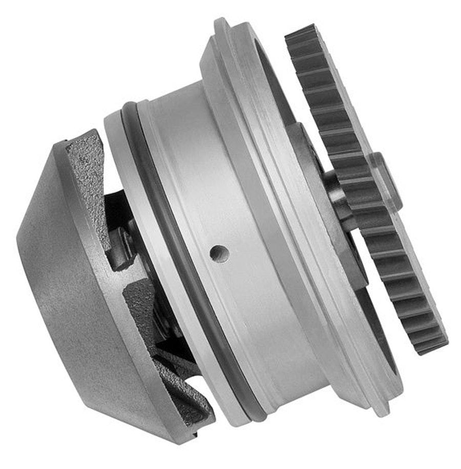 Bomba Dágua Blazer S10 Troller MWM 2.8 Dentes 3 Graus