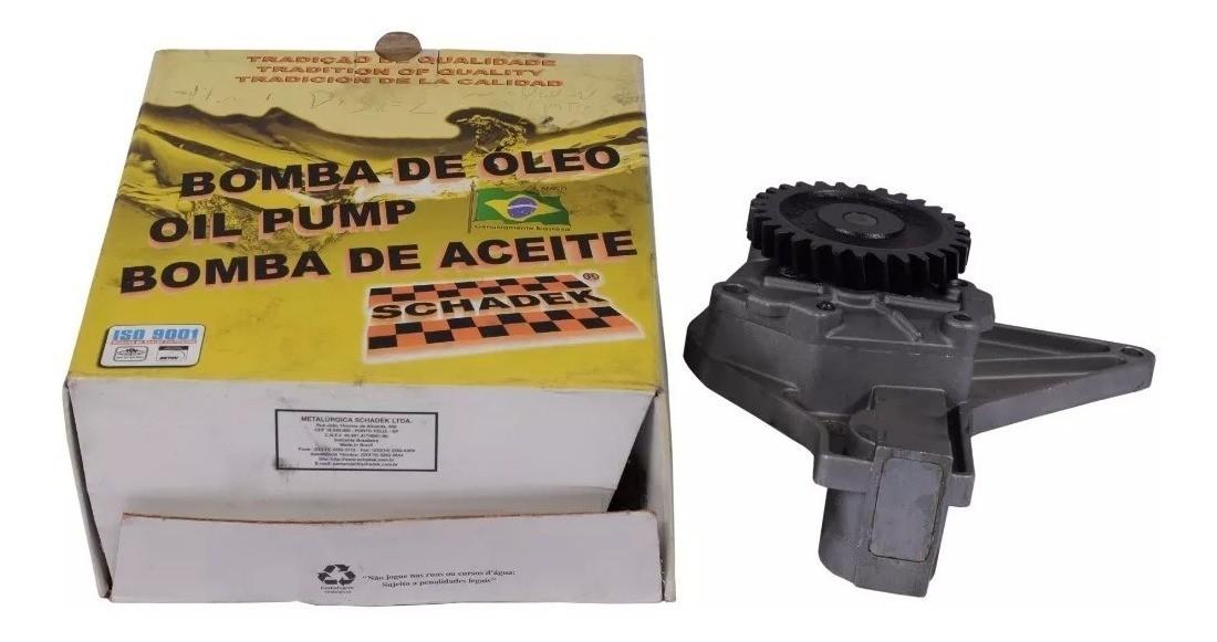 Bomba Óleo MWM 229 4/6 Tb F1000 F4000 F12000 F14000 790