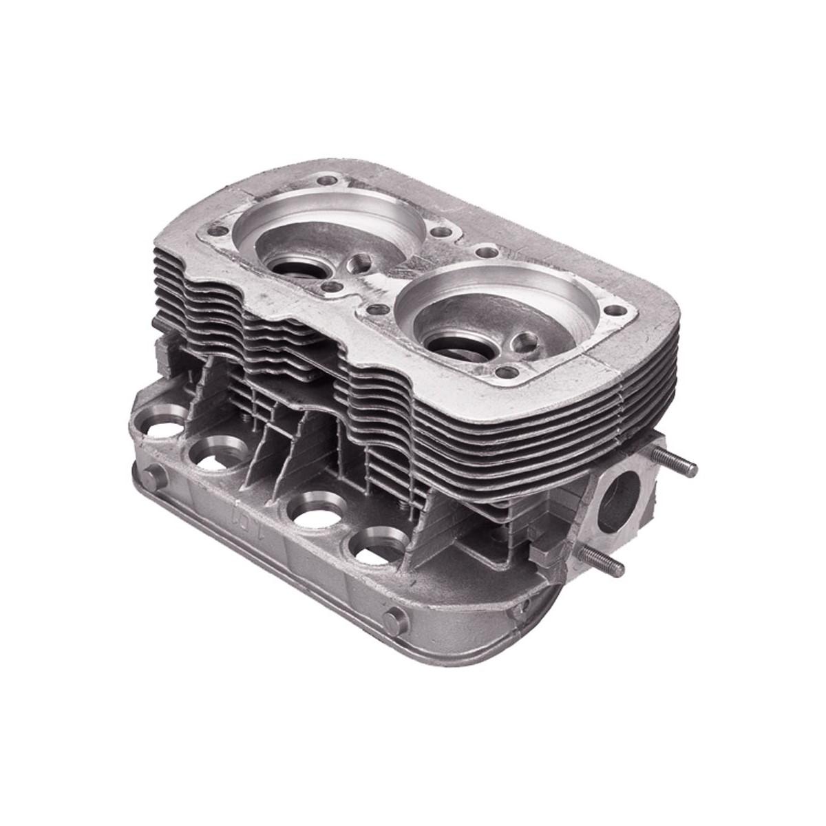 Cabeçote motor Kombi 1600 85 a 2005 - 6 Aletas Tork Moderno