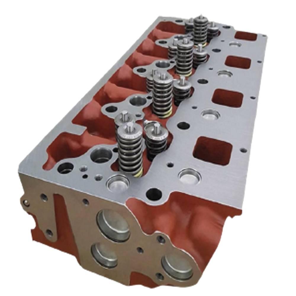Cabeçote Motor MB Atego 1315 1418 1518 1718 com válvulas