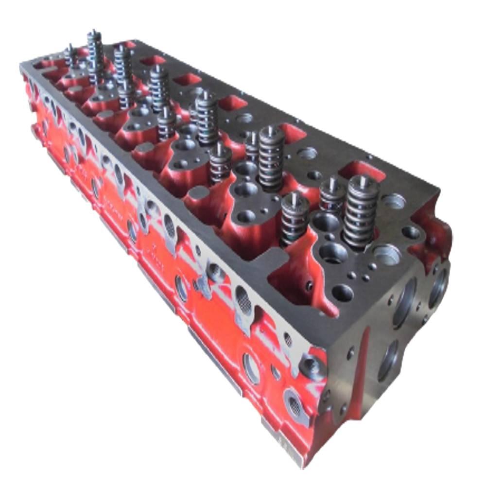 Cabeçote Motor MB Atron 2324 2729 c/ válvulas