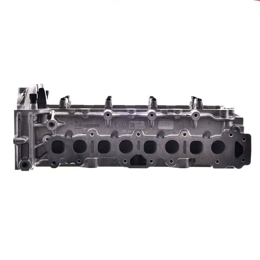 Cabeçote S10 / Trailblazer 2.8 12/14 180CV c/ válvulas