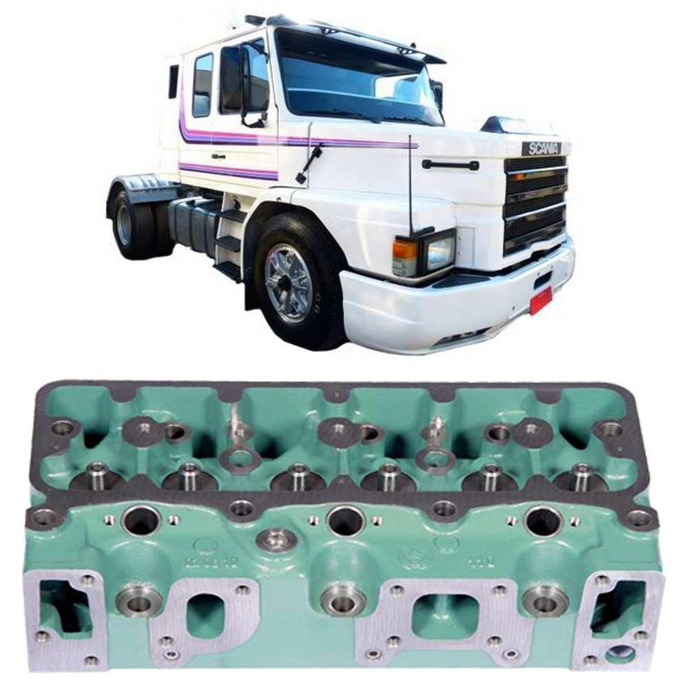 Cabeçote Scania 111 112 112 Hs