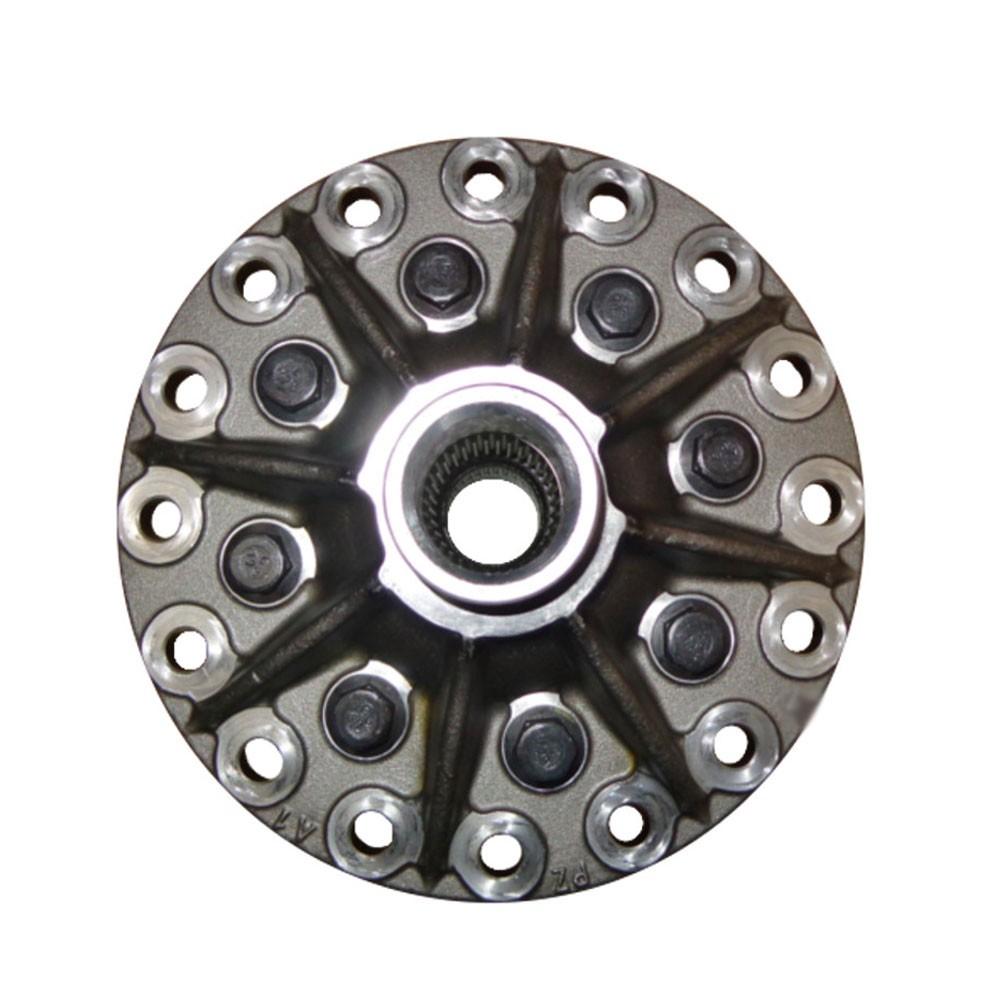 Caixa Satélite MB 608/709/710/912 Completa