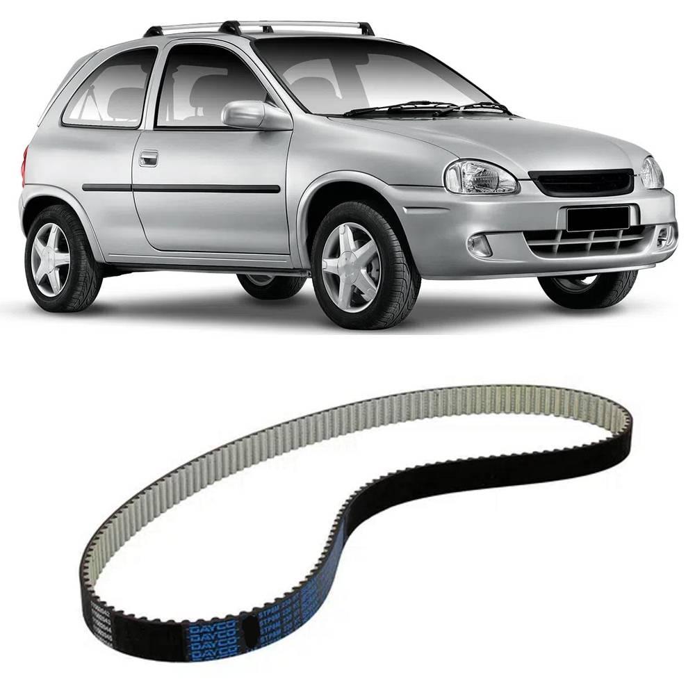 Correia Dentada Corsa 1.0 16V e 1.6 16V 97/2001