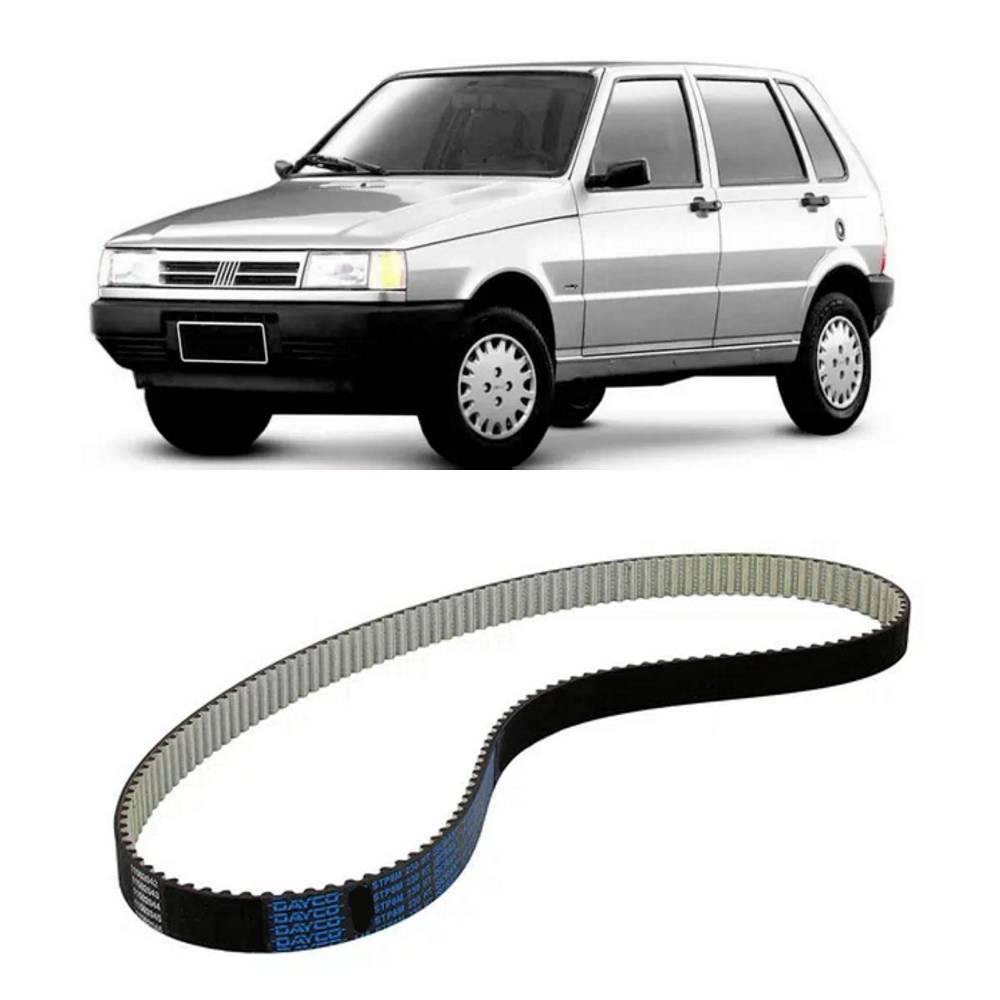 Correia Dentada Fiat Uno Mille 1.0 90/94