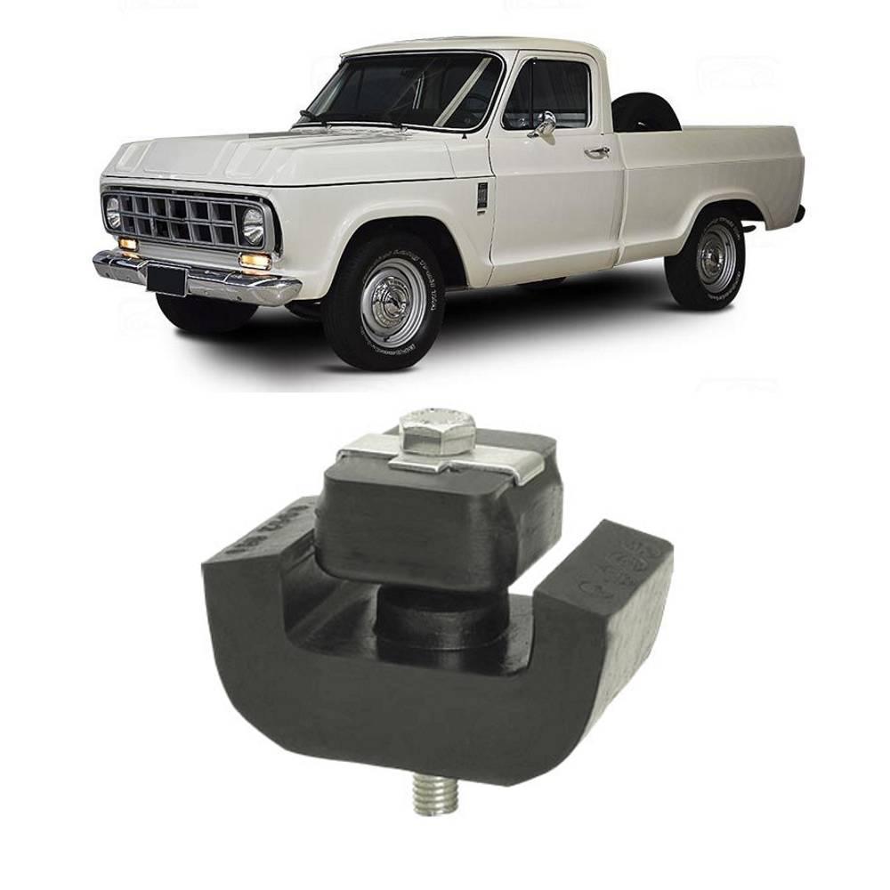 Coxim motor C10 C14 D60 1/2 polegada Completo Traseiro