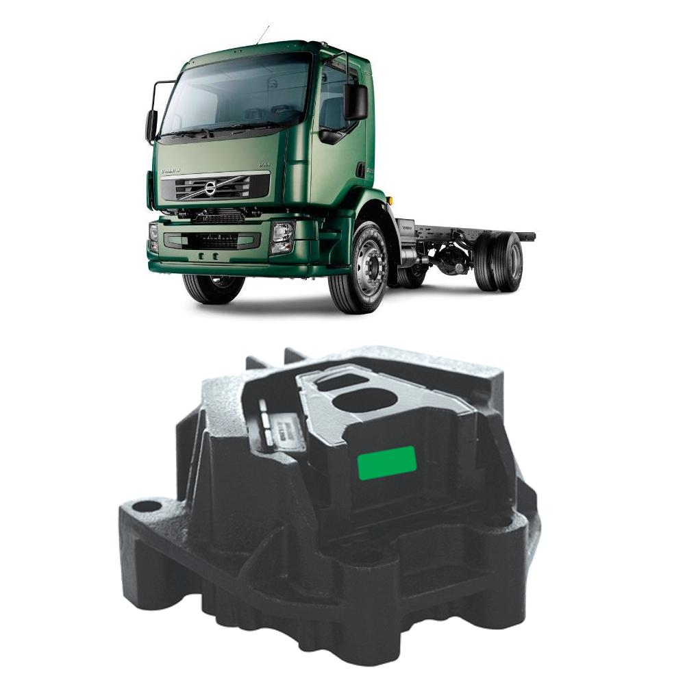 Coxim motor Volvo VM 230 260 270 310 330 6X2 Dianteiro