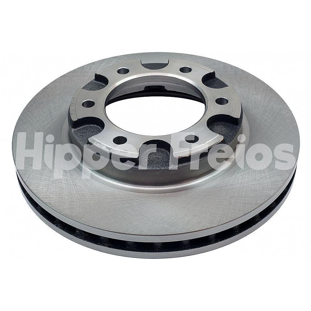 Disco Freio A10 C10 D10 A20 C20 D20 Silverado Dianteiro